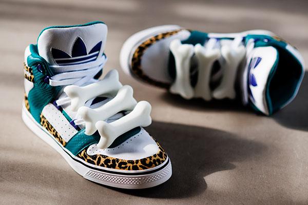 Jeremy Scott Bones Adidas